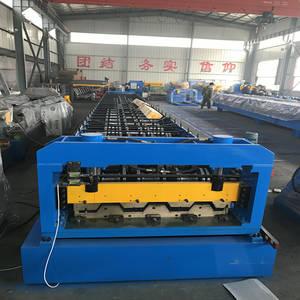 Wholesale floor machine: Floor Deck Roll Forming Machine