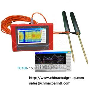 Wholesale Measuring & Analysing Instrument Stocks: PQWT-TC150 Automatic Mapping Underground Water Detector