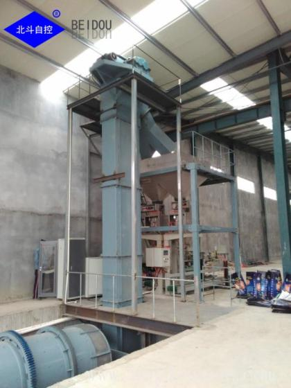 Compound Fertilizer Making Machine in China