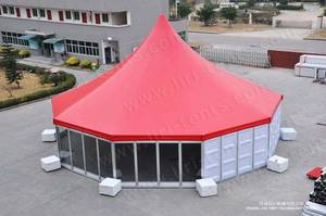 Wholesale high peak tent: Luxury 16m High Peak Tent Purchase for Wedding Events
