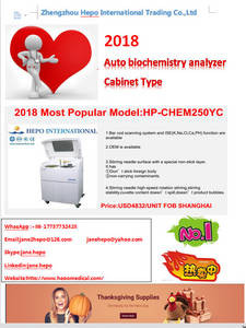 Wholesale Testing & Analyse Equipment: Auto Biochemistry Analyzer  (250tests/Hour)