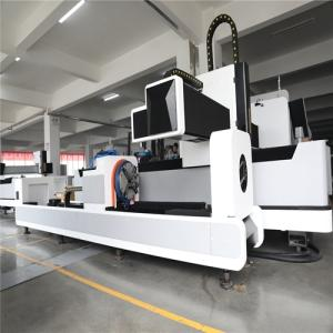 Wholesale tube cutting machine: CE Approval CAMEL CNC CA-1530 Metal Sheets / Tubes / Pipes Cutting 1kw Fiber Laser Cutter Machine