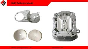 Wholesale bmc mould: BMC Mould for Automotive Lamp Reflector with Vacuum System