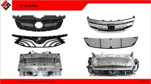 Wholesale vehicle mold: Vehicle Grille Mold for OEM Interior and Exterior