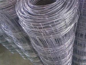 Wholesale field fence: Heavy Galvanized 2.5mm Thickness Sheep Netting Field Fence for Animals