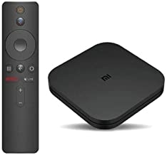 Wholesale internation: Xiaomi Mi TV Box Android TV 4K HDR Box Google Set Top Box International Version