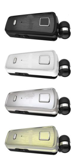Sell  CSR Bluetooth headset retractable with anti-lost function for business