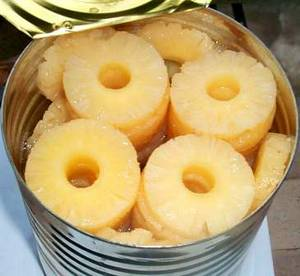 Wholesale canned pineapple: High Quality Vietnam Canned Pineapple