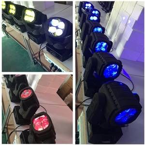 Wholesale Other Lights & Lighting Products: Super Beam 4pcs*25w LED Moving Head Light for Dj Wedding Ho