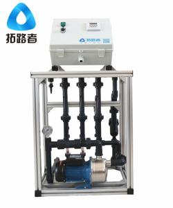 Wholesale solenoid water pump: TLZ-3M Simple Straight Through Water and Fertilizer Machine Automatic Fertigation System