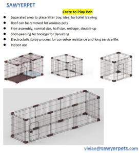 Wholesale shot peening: Factory Wholesale Folding Dog Tent, Dog Cage PET Carrier and Playpen for Sale