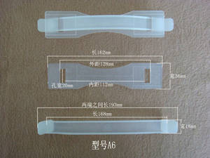 Wholesale Handles: Plastic Handle