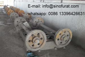 Wholesale spin casting: Light Type Centrifugal Spinning Concrete Spun Pole Machine
