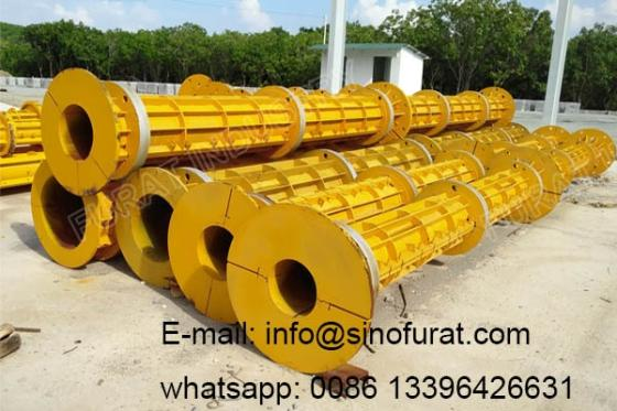 Prestressed Concrete Electric Pole Forming Mould