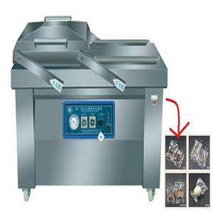 Wholesale packaging machine: DZ500/2S Vacuum Packing Machine Accessories Package Details
