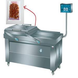 Wholesale aquatic products: Outlay Electrical Vacuum Packing Machine for Aquatic Products
