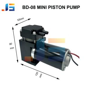 Wholesale dc motors with brush: Static Electricity Piston Type Small Suction Vacuum Pump