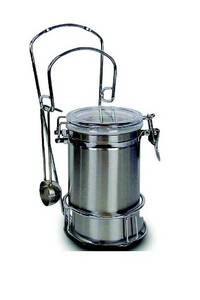 Wholesale Fondue Sets: Storing Canister&Coffee Spoon &Honder FONDUE SET