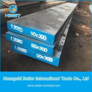 Wholesale tool steel: 1.2080/D3/SKD1 Tool Steel Bar