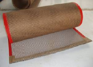 Wholesale food waste drying machine: PTFE Mesh Cloth for Drying and Printing Machine