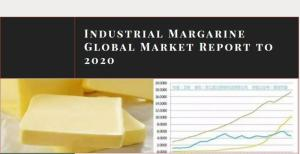 Wholesale Consulting: Industrial Margarine Global Market Report To 2020