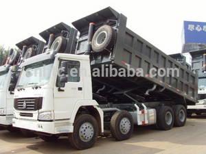 Wholesale Dump Truck: Sinotruk Howo 8x4 Tipper Truck for Sale