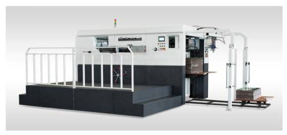 Sell MS-1300/1450 Intelligent Automatic Die-cutting and Creasing Machine