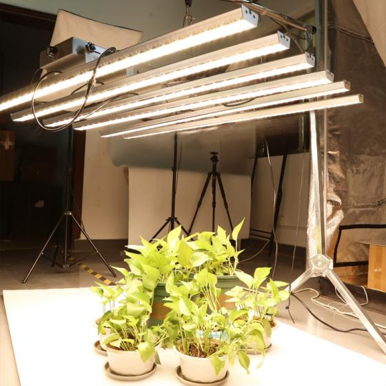 800w Waterproof Dimmable Samsung Hydroponic LED Plant Grow Light Strip Bar for Flower Medical Plants