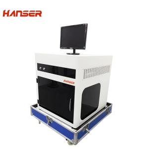Wholesale glasses free 3d display: 3D Laser Inner Engraving Machine