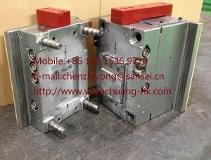Wholesale lathe plastic part: Injection Mold for Plastic Parts with Hot Runner/Cold Runner