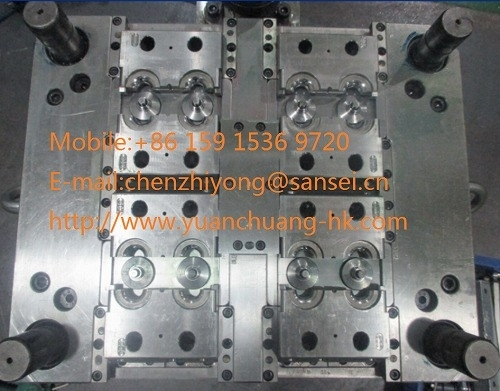 High Quality Plastic Parts Made by Plastic Injection Mold / Mould for Plastic Injection Molding