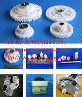 Injection Mold for Plastic Parts with Cold Runner Hot Runner