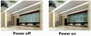 Wholesale switchable film: PDLC Smart Glass