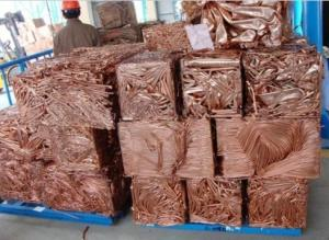 Wholesale good price for you: Super Quality Copper Wire Scrap 99.9%/Millberry Copper Scrap 99.99%