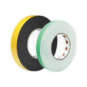 Wholesale Packing Sealing Adhesive Tapes: Double Sided Acrylic Adhesive EVA Foam Tape for Fixing