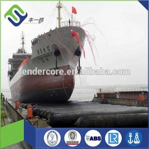 Wholesale inflatable: Inflatable Ship Launching Rubber Airbag