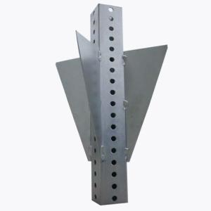 Wholesale perforative square tube: Star Drivable Anchor, Square Post with Cut End, Penetrator Anchor, Pick Perf Square Posts