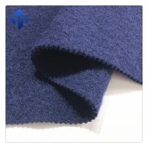 Wholesale wholesale shoes: Wholesale China Supplier Knitted 100% Boiled Wool Shoes Fabric