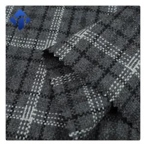 Wholesale plaid dress: Fabric Manufacturers  Polyester  Wool Flannel Plaid Dress Fabric