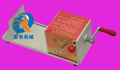 Sell manual potato chips cutting machine
