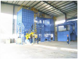 Wholesale Metallurgy Machinery: Sandry Resin Sand Casting Machine