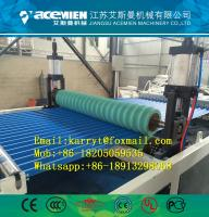 Plastic Composite Wave Roof Tile Processing Line/ PVC Wave Roof Tile Production Line