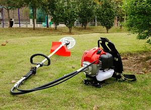 Wholesale trimmer: Four Stroke Power Brush Cutter, Garden Tool, Grass Trimmer, Farm Machine Which Are Made of High Qua