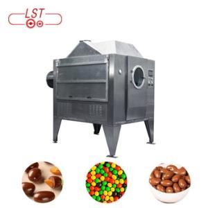 Wholesale chocolate coating machine: Rotary Drum Chocolate/Sugar Coating Machine