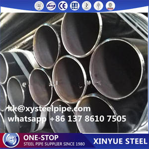 Wholesale Structural Steel: API 5L GR.B ASTM A53 A106 Seamless Low Carbon Steel Pipe for SCH80