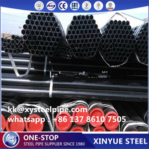 Wholesale ssaw steel pipe: 10 SCH80 6M Length ASTM A106 Grade B Seamless Steel Pipe for Oil and Gas