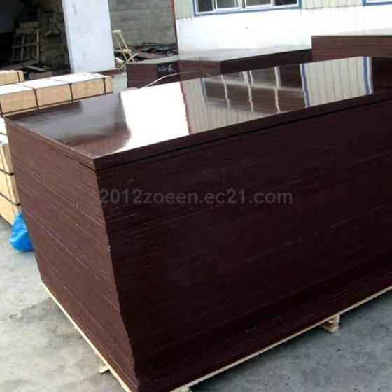 Shuttering Formwork Brown Film Faced Plywood