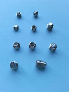 Wholesale hex socket: Hex Socket Set Screw DIN913 DIN914 DIN915 DIN916
