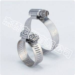 Wholesale stainless steel hose clamps: Stainless Steel Hose Clamps for Sealing Hose