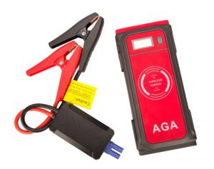 Wholesale starter battery: Origin Car Emergency Jump Starter Car Battery Booster 12000mAh Wireless Charger